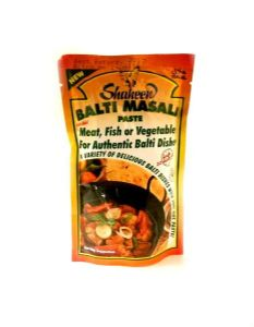 Shaheen Balti Masala Paste | Buy Online at the Asian Cookshop